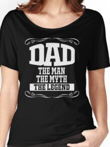 fathers day gift Women's Relaxed Fit T-Shirt