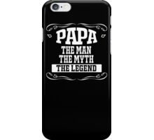 fathers day gift iPhone Case/Skin