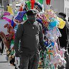 Street Vendor by Rebecca Bryson