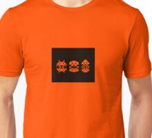Space Invaders - Aliens Unisex T-Shirt
