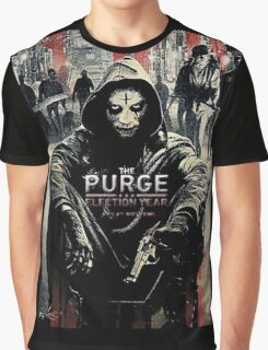 The Purge Election year begin Graphic T-Shirt