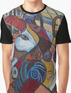 Picasso's Bride Graphic T-Shirt
