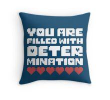 Undertale Throw Pillow