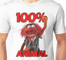 Muppets 100 Animal oder Geburtstagsgeschenk Unisex T-Shirt