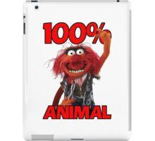 Muppets 100 Animal oder Geburtstagsgeschenk iPad Case/Skin