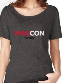 MAGCON Family Women's Relaxed Fit T-Shirt