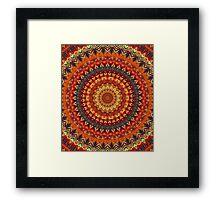 Mandala 044 Framed Print