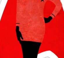 Star Trek - Silhouette Uhura Sticker