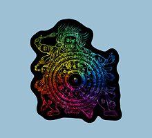 TamDin Buddhist Protective Charm rainbow Unisex T-Shirt