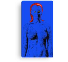 Return Of The Shapeshifter Canvas Print