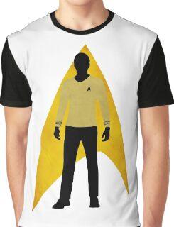 Star Trek - Silhouette Kirk Graphic T-Shirt