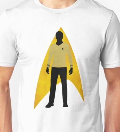 Star Trek - Silhouette Kirk Unisex T-Shirt