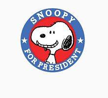 Vote snoopy for president Women's Relaxed Fit T-Shirt