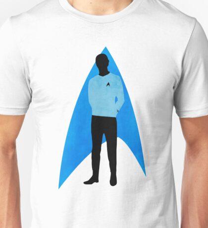 Star Trek - Silhouette Spock Unisex T-Shirt