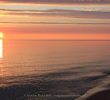 Morning At Parlee Beach, Shediac 002 by Stephanie Rachel Seely