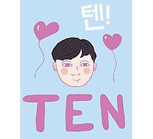 NCT U's TEN Chittaphon  Photographic Print