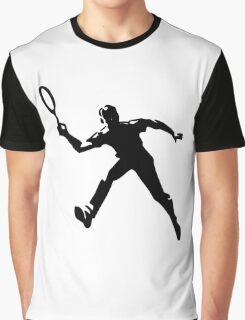 Tennis player Graphic T-Shirt