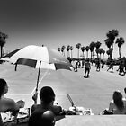In the shade of FannieMae - California USA by Norman Repacholi