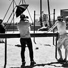 B roll to the A roll - Venice Beach California USA by Norman Repacholi