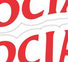 Anti Social Social Club Sticker