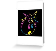 The Hundreds Color Greeting Card