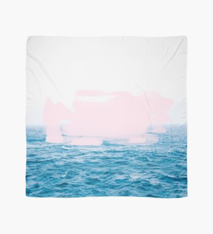 Ocean _ Pink #redbubble #lifestyle Scarf