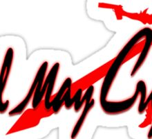 Devil May Cry Logo Sticker