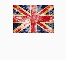 British Flag Soiled Unisex T-Shirt