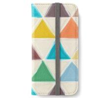 Portland triangles iPhone Wallet/Case/Skin
