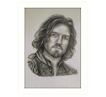 Athos Art Print