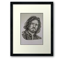 Athos Framed Print