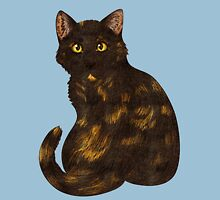 Tortie Cat Unisex T-Shirt