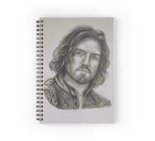 Athos Spiral Notebook