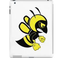 Fighting bee iPad Case/Skin
