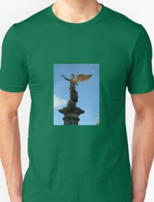 ON A WING AND A PRAYER Unisex T-Shirt