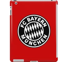 FC Bayern Munich Black iPad Case/Skin