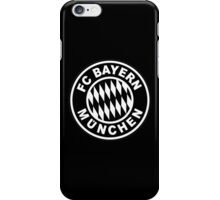 FC Bayern Munich Black iPhone Case/Skin