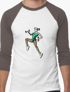 Aerobics lady design T-Shirt