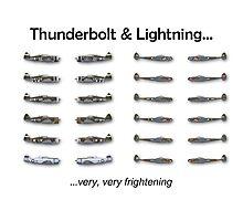 Thunderbolt & Lightning Photographic Print