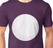 Yellow Baseball HelmetBaseball Unisex T-Shirt