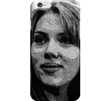 Scarlett Johansson iPhone Case/Skin