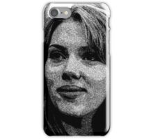 Scarlett Johansson iPhone Case/Skin