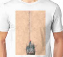 Digitally manipulated gardening and farming concept  Unisex T-Shirt