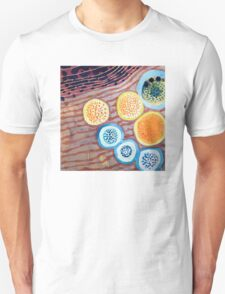 Still Life With Dotted Fruits T-Shirt