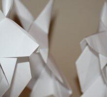 Paper Rabbit Group Sticker