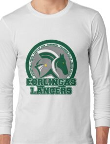 Eorlingas Lancers - Edoras' Finest Long Sleeve T-Shirt