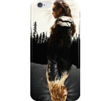 Clexa iPhone Case/Skin