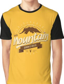 Death Mountain Graphic T-Shirt