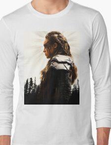 Commander Lexa Long Sleeve T-Shirt