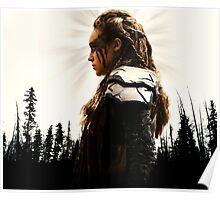 Commander Lexa Poster